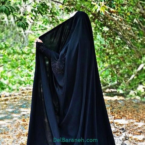 عکس دختر چادری (۳۳)