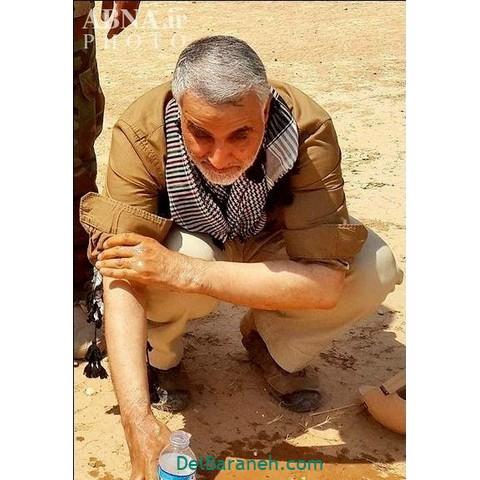 عکس سردار سلیمانی (۱۸)