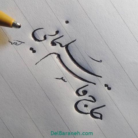عکس پروفایل سردار قاسم سلیمانی (۲)