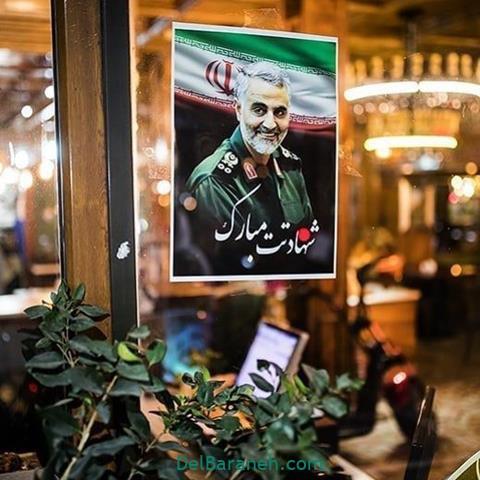 عکس پروفایل سردار قاسم سلیمانی (۳)