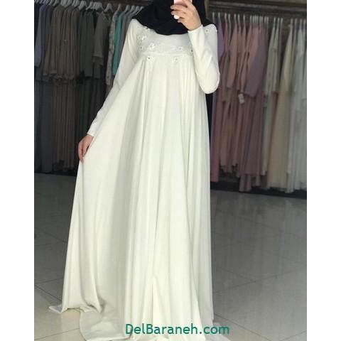 لباس عروس بارداری (۱)