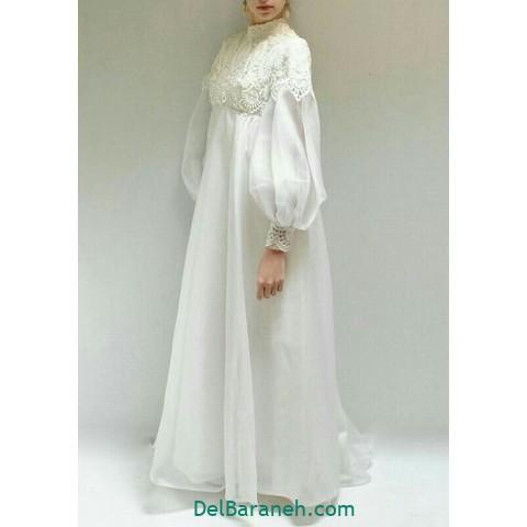 لباس عروس بارداری (۲)