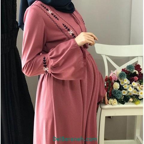 مانتو بارداری مجلسی (۳)