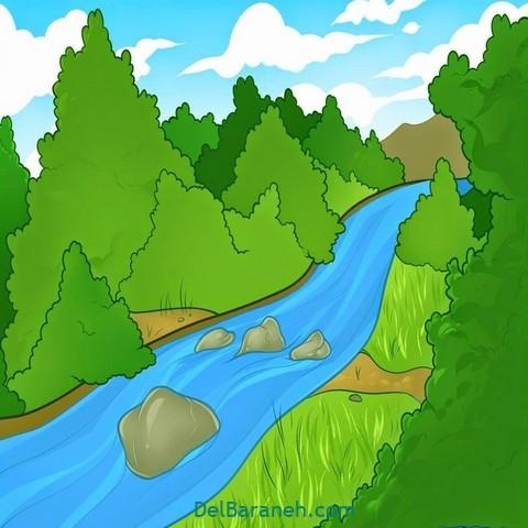 انشا رودخانه (۲)