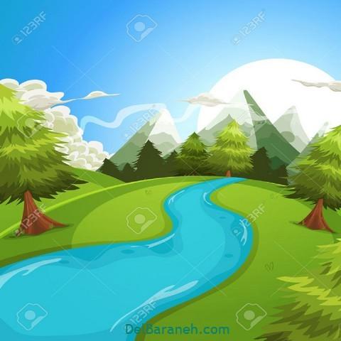 انشا رودخانه (۵)