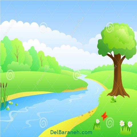 انشا گذر رودخانه (۴)