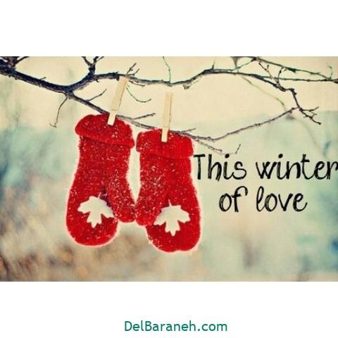 انگلیسی برفی 9 - متن زمستانی عاشقانه | 110 متن زیبا برفی و زمستانی جذاب و باکلاس
