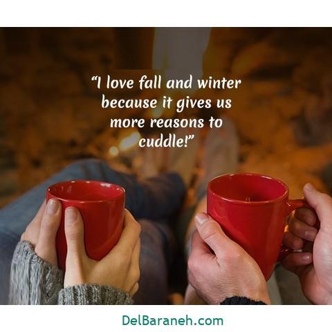 انگلیسی زمستانی 4 - متن زمستانی عاشقانه | 110 متن زیبا برفی و زمستانی جذاب و باکلاس