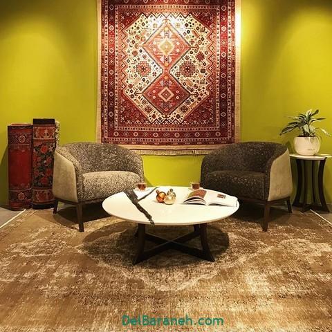 عکس فرش دستباف (۳)