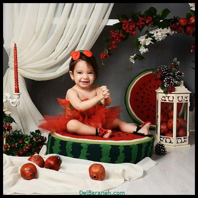 آتلیه شب یلدا کودک (۶)