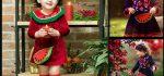 اتلیه شب یلدا | ۴۴ مدل ژست عکاسی آتلیه ای برای شب یلدا