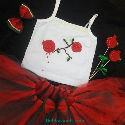 لباس بچه یلدا (۴)