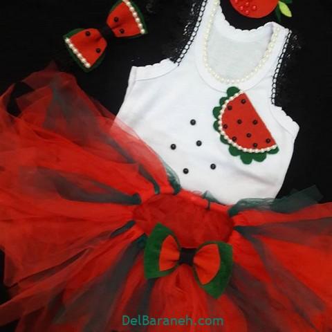 لباس بچه یلدا (۵)