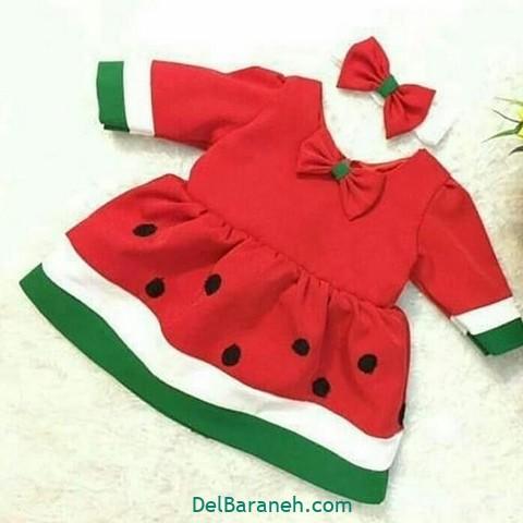 لباس بچه یلدا (۹)