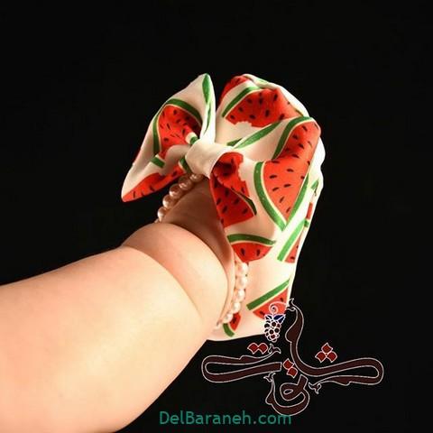 کفش بچگانه یلدا (۲)