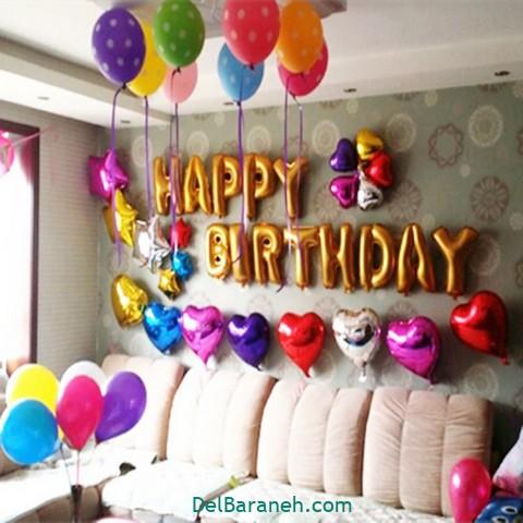 230 دکوراسیون جشن تولد بزرگسال