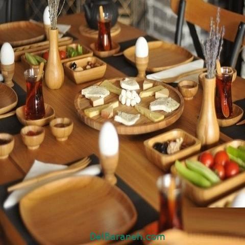 ظرف چوبی (۵)