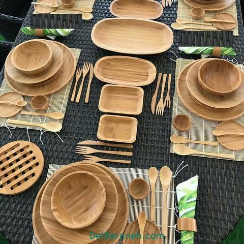 ظروف چوبی (۲۲)