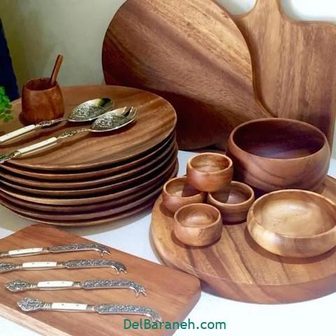 ظروف چوبی (۲۴)