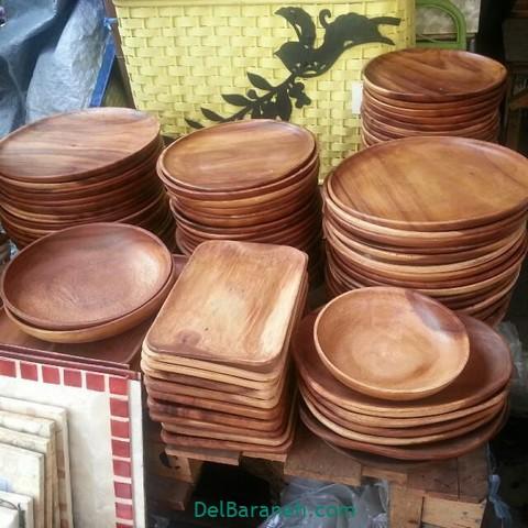 ظروف چوبی (۲۵)