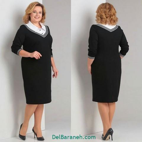 لباس مجلسی سایز بزرگ (۱۲)