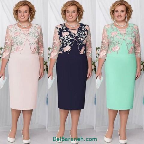 مدلهای جدید لباس مجلسی اینستاگرام