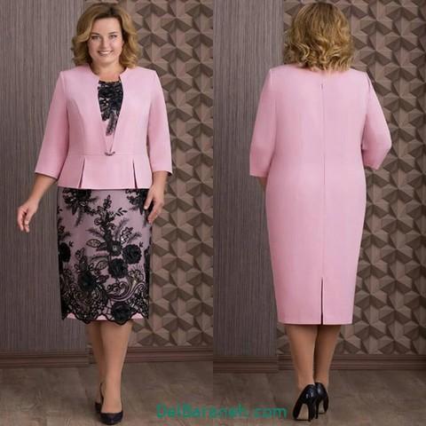 لباس مجلسی سایز بزرگ (۵)