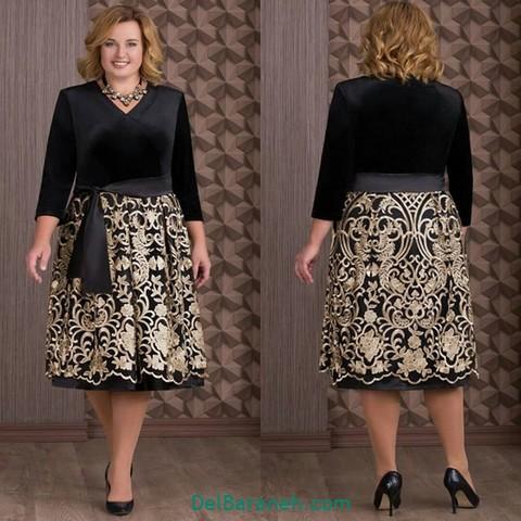 مدل لباس مادر داماد (۲)
