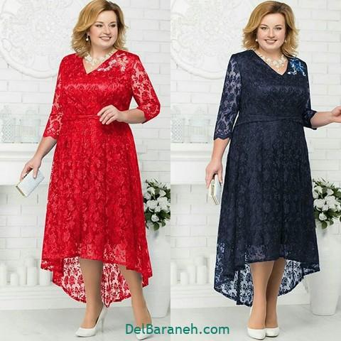 مدل لباس مادر داماد (۵)