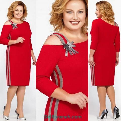 مدل لباس مادر داماد (۷)