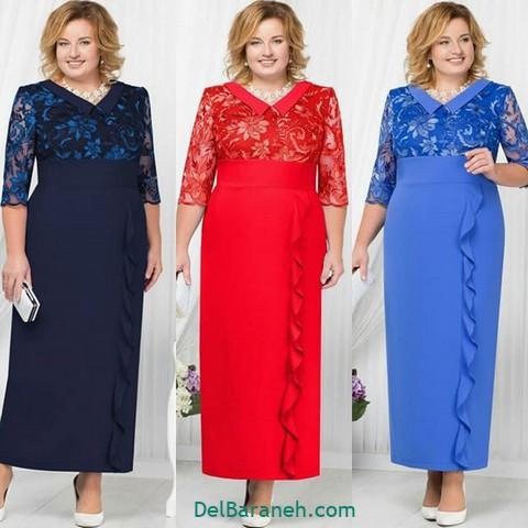 مدل لباس مادر عروس (۲)