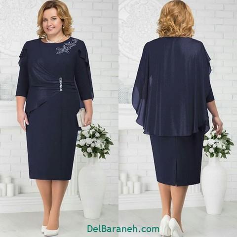 مدل لباس مادر عروس (۴)
