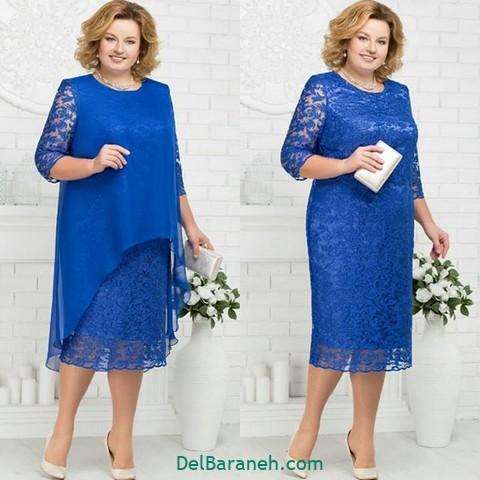 مدل لباس مادر عروس (۷)
