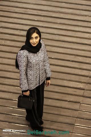 مدل مانتو بازیگران زن در جشنواره فیلم فجر ۹۷ (۱۰)