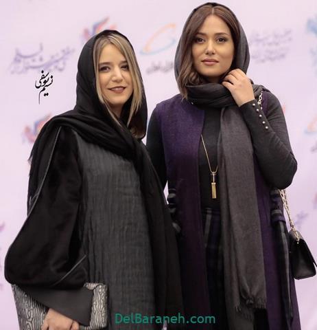 مدل مانتو بازیگران زن در جشنواره فیلم فجر ۹۷ (۱۶)