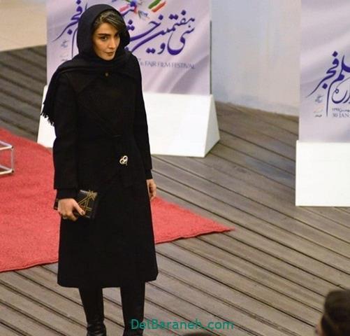 مدل مانتو بازیگران زن در جشنواره فیلم فجر ۹۷ (۱۹)