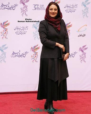 مدل مانتو بازیگران زن در جشنواره فیلم فجر ۹۷ (۵)