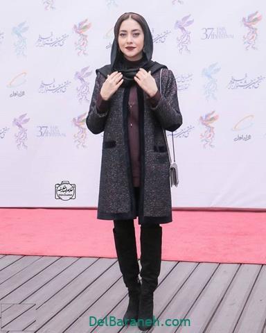 مدل مانتو بازیگران زن در جشنواره فیلم فجر ۹۷ (۷)