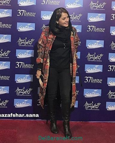 مدل مانتو بازیگران زن در جشنواره فیلم فجر ۹۷ (۹)
