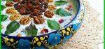 تزیین ماست خیار | ۵۵ ایده خوشگل برای تزئین ماست و خیارمجلسی