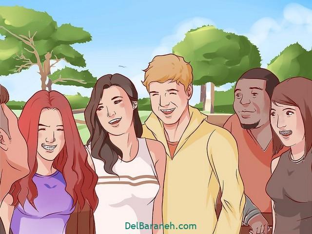 روابط اجتماعی قوی (۱۷)