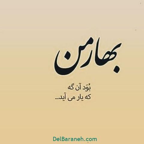 عکس عاشقانه عید نوروز (۶)