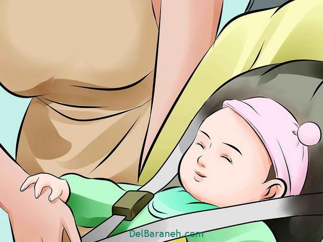 نگهداری از نوزاد (۱۳)