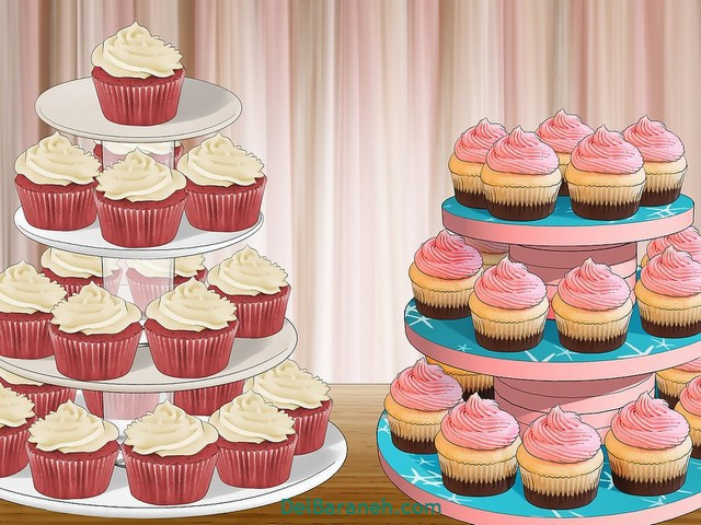 آموزش تزیین خانه برای جشن تولد (۳)