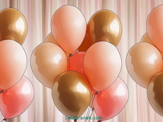 آموزش تزیین خانه برای جشن تولد (۵)