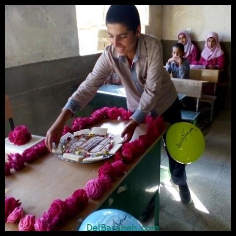 انشا روز معلم (۹)