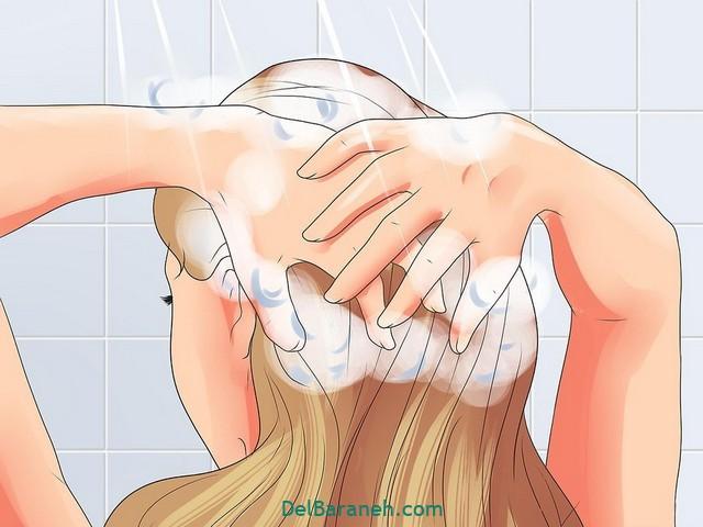 بلند کردن مو (۲۳)