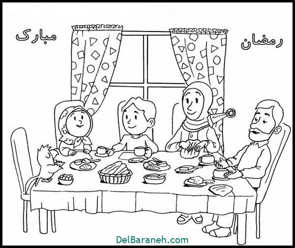 رنگ آمیزی ماه رمضان (۱۲)