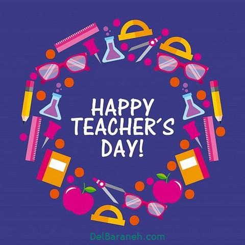 عکس روز معلم هنر