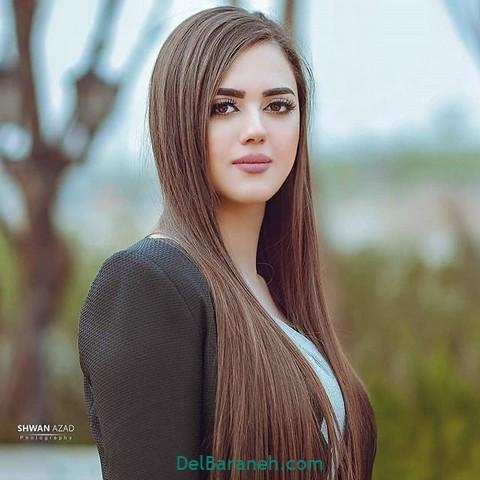 عکس دختر برای پروفایل (۴)